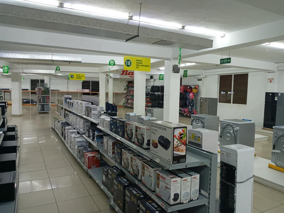 Tuskys Empty Shelves