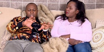 Simon and Sarah Kabu