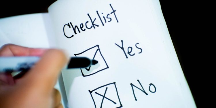 Business Startup Checklist - Bizna Kenya