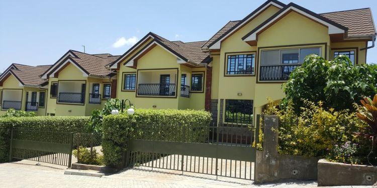 Building Rental Houses in Kenya