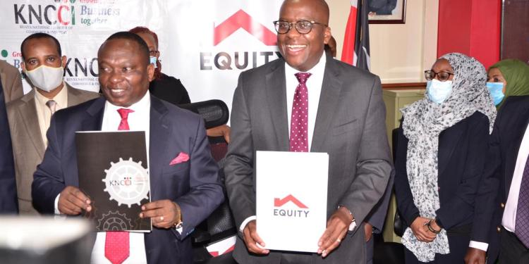 Equity Bank KNCCI Deal