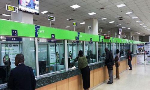 KCB Moi Avenue branch
