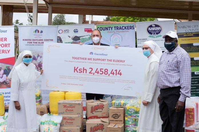 Majid Al Futtaim Launches Initiative to Support Seven Care Homes in Nairobi