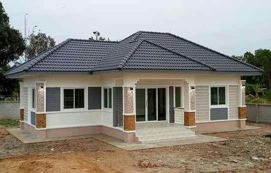 Building Three Bedroom House