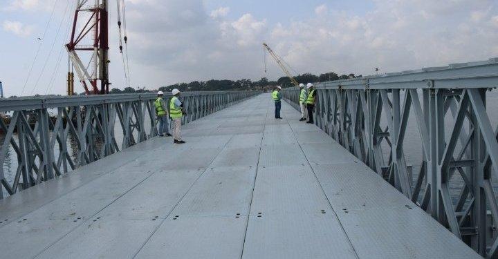 Likoni Foot Bridge