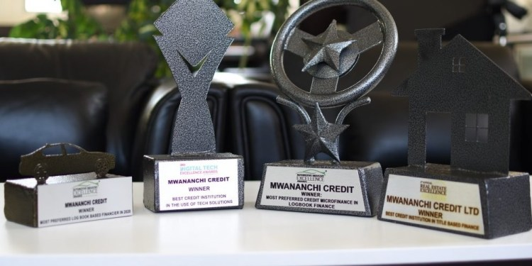Mwananchi Credit Logbook Finance Award