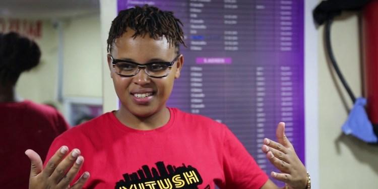 Grace Wambere Mitumba Business Kenya