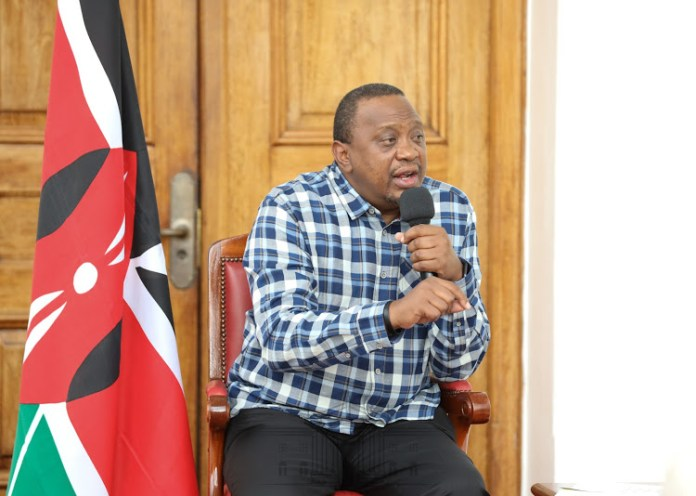 President Uhuru Address
