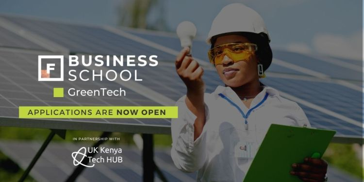 The UK-Kenya Tech Hub Supports 30 Kenyan Female GreenTech Entrepreneurs - Bizna Kenya