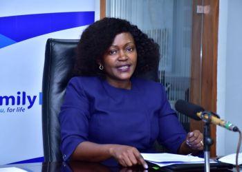 Family Bank CEO Rebecca Mbithi - Bizna Kenya
