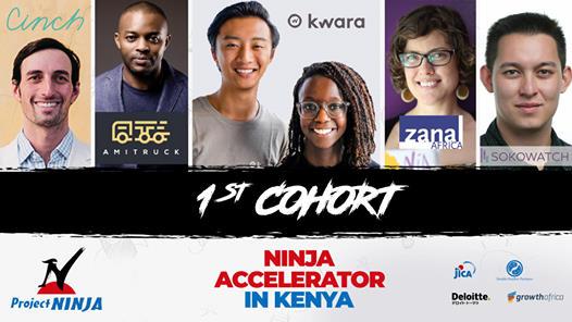 JICA's NINJA Accelerator in Kenya Kicks Off: 5 Promising Ventures and Increased Global Exposure - Bizna Kenya