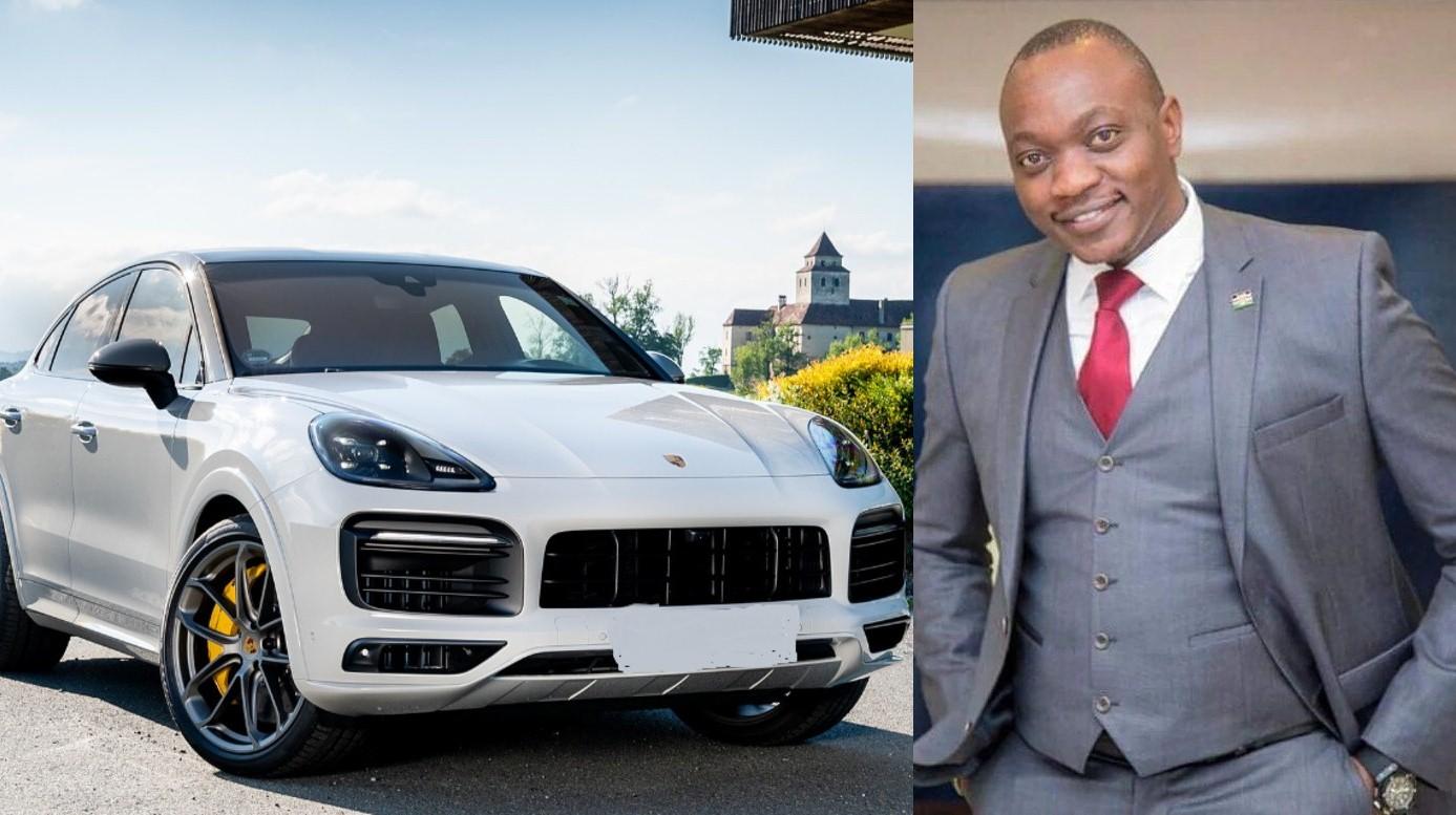 KTN's Ken Mijungu acquires multi-million Porsche Cayenne