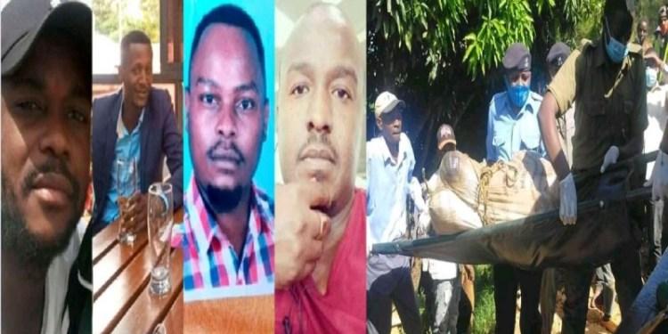 Kitengela Men Murders