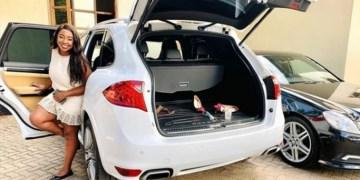 Betty Kyalo Cars