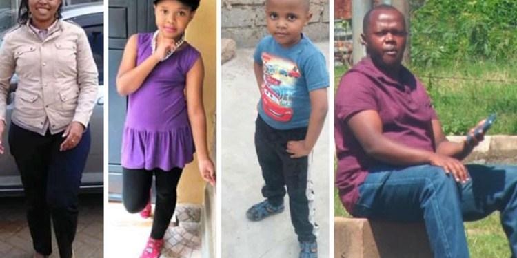 Collins Pamba Syombua Murder