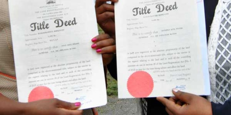 Title Deed Replacement