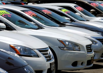 Bank Vehicles on Auction