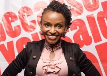 Dr Lydia Wahura