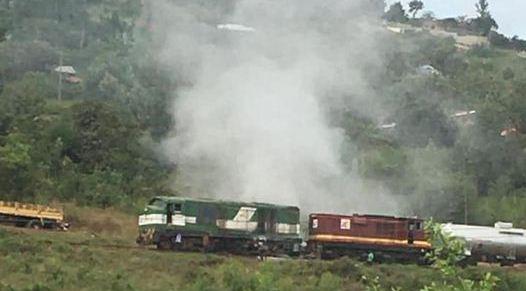 Nanyuki Train