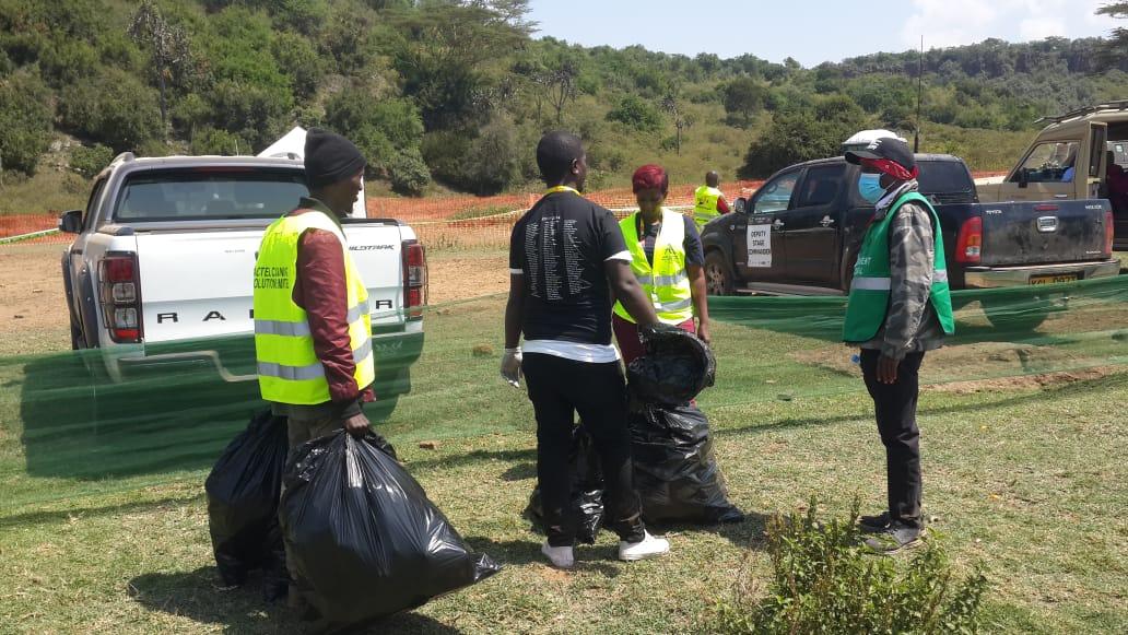 WRC Safari Rally sustainability - Bizna Kenya