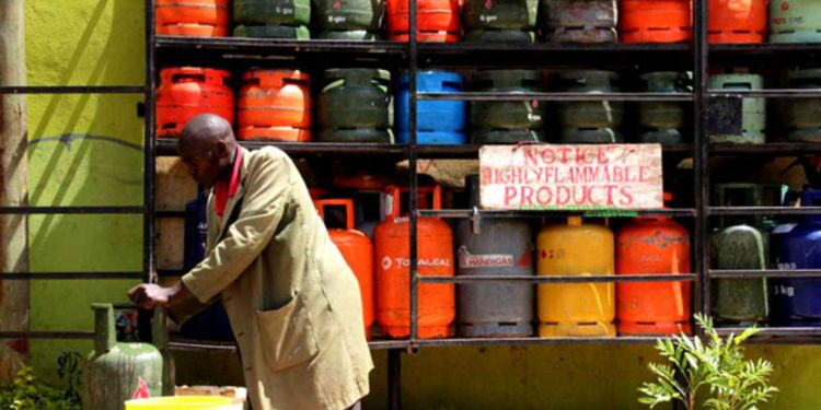 Cooking Gas Cost Kenya