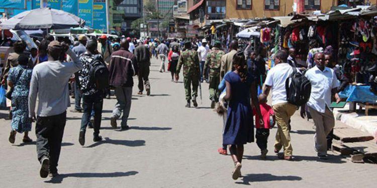 Number of Jobless Kenyans