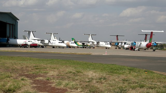 Private Planes in Kenya