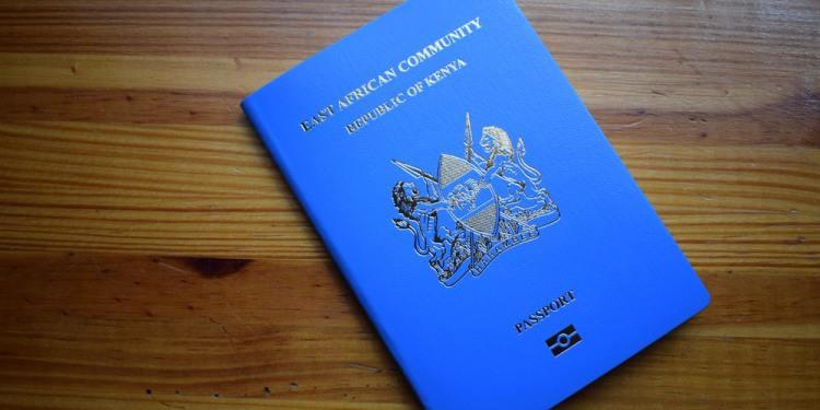 Passports in Kenya