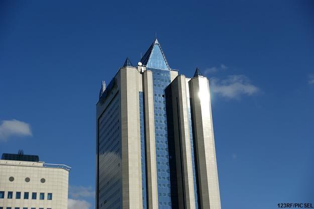 Naftohaz wygrał proces z Gazpromem