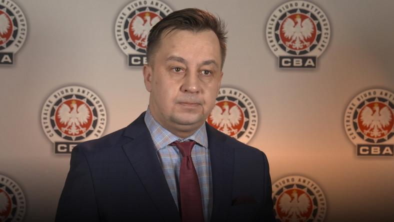 Onet ujawnia: tajemniczy kredyt rzecznika CBA w SKOK Wołomin