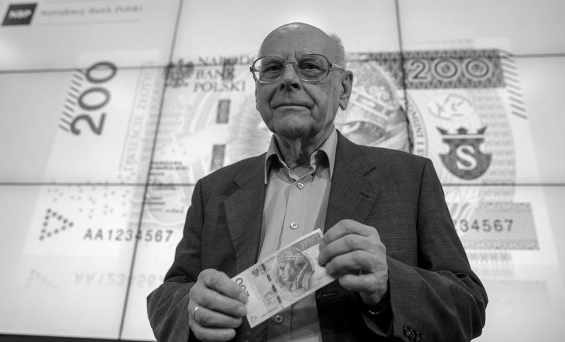 Nie żyje Andrzej Heidrich, autor m.in. będących w obiegu polskich banknotów. Grafik miał 90 lat
