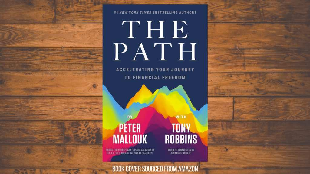 The path book by peter mallouk and tony robbins