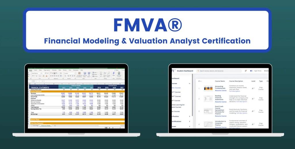 FMVA Certification by CFI
