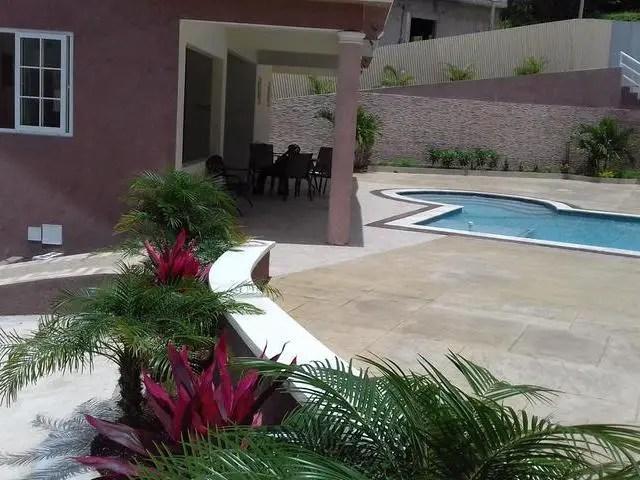 Architecturally designed home for sale in Ocho Rios