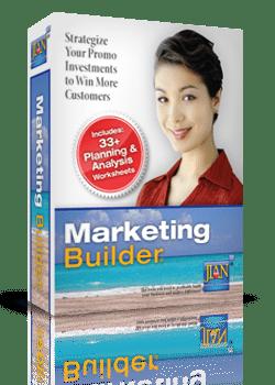 Box image JIAN Marketing Builder strategic marketing plan software template