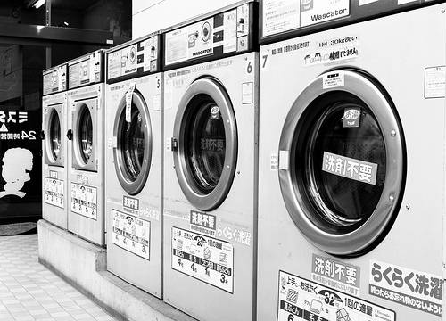 laundromat business opportunity