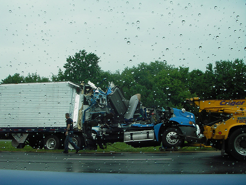Lone Star Liabilities: When The Company Truck Causes an Accident in Texas
