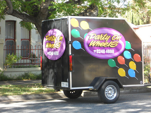 Business On Wheels: Top 3 Mobile Business Ideas