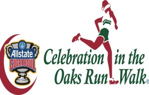 Celebration in the oaks run/wal