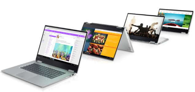 Multimode Lenovo Yoga 720 (15-inch) (2)
