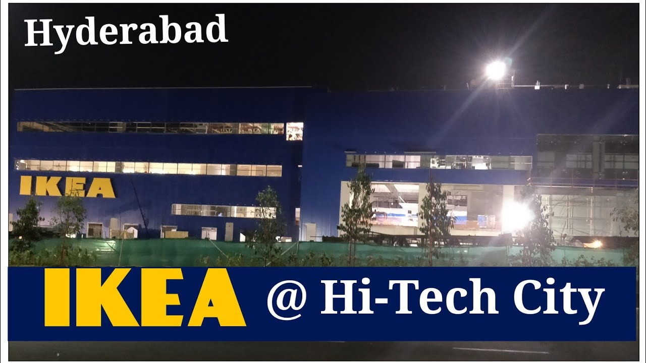 Ikeas 1st India Store Hej Home To Be Opened In Hyderabad