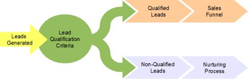 Risultati immagini per lead qualification