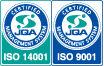 ISO14001・ISO9001