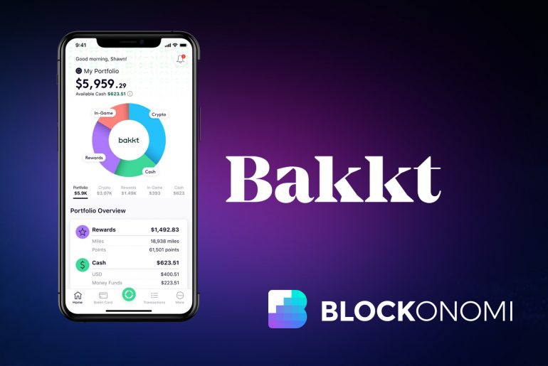 Bakkt loyalty money