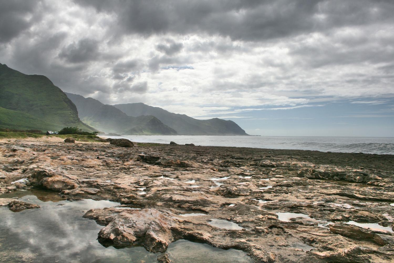 Ka'ena Point, Waianae, Oahu, Hawaii
