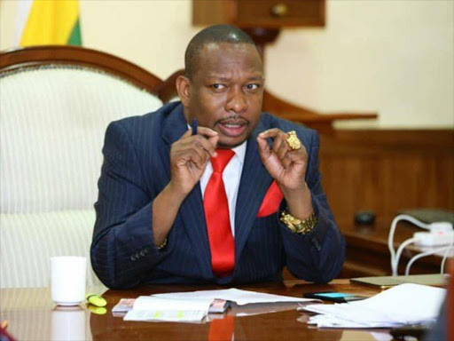 Sonko cedes ground, agrees to work with General Badi
