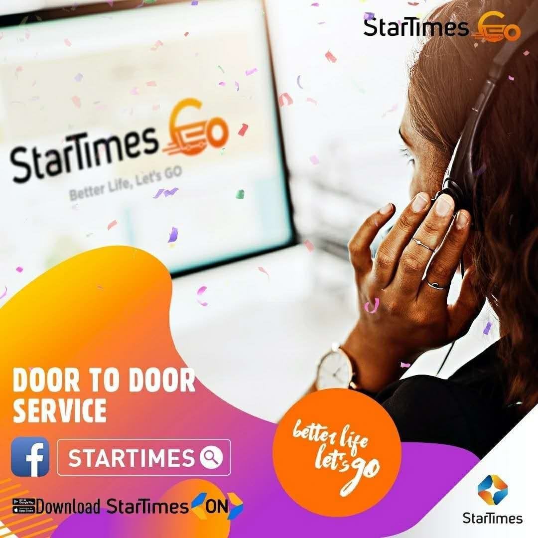 Good news to StarTimes Customers