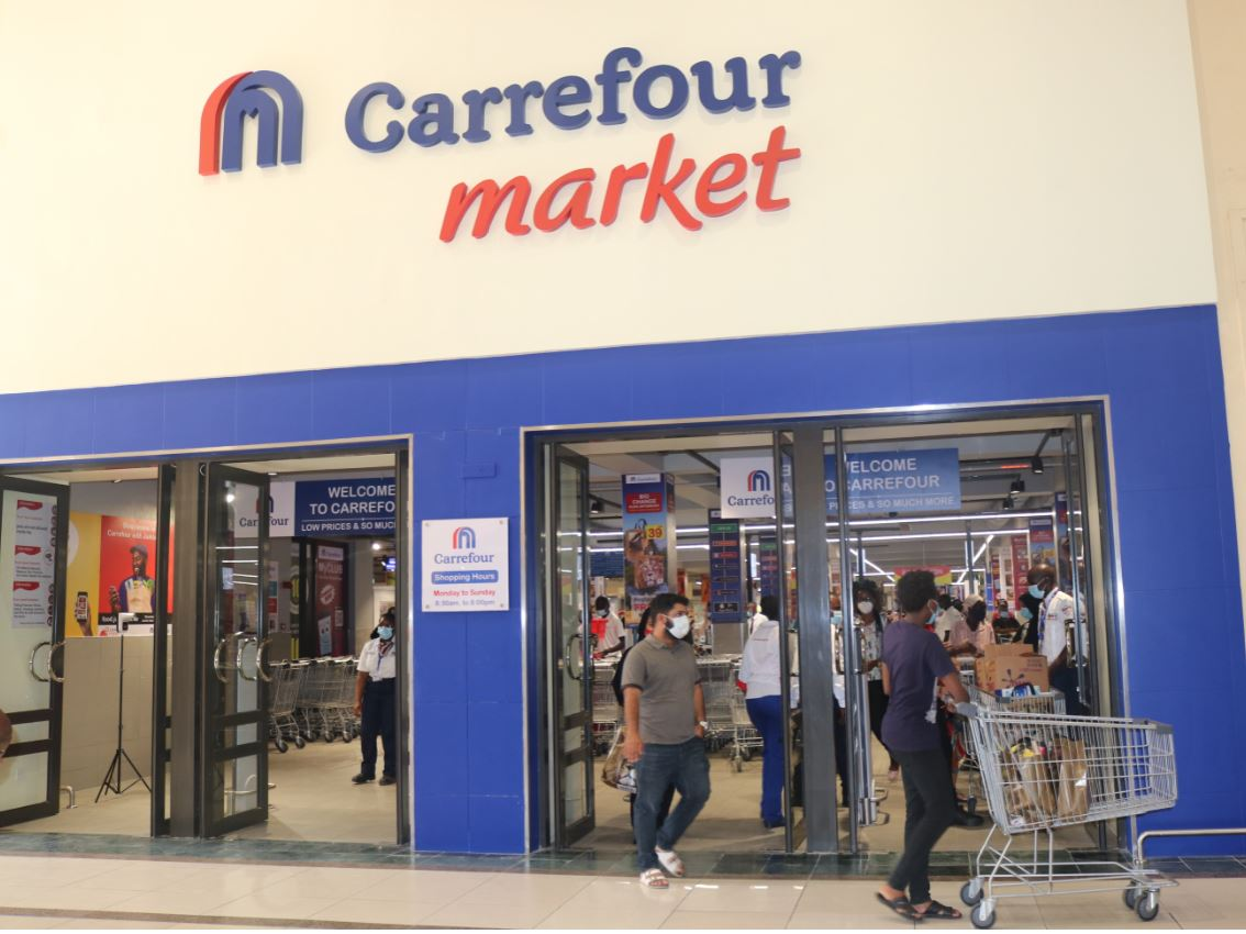 Carrefour continues its expansion drive, opens new store at Westgate Mall