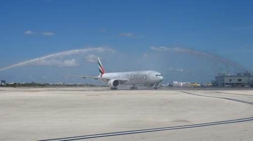 Emirates launches new passenger service to Miami