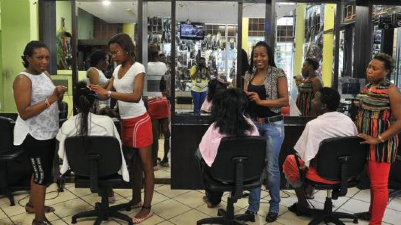 Unisex Beauty Palace Business